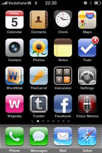 An iPhone Grab