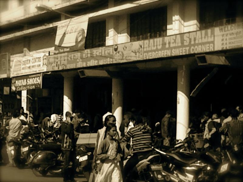 Raju Tea Stall, Bhopal