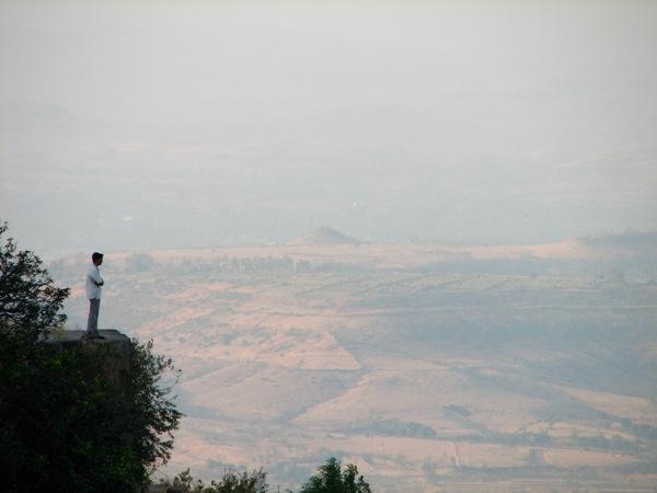Contemplation: Panhala Fort, Kolhapur, MH, India.jpg