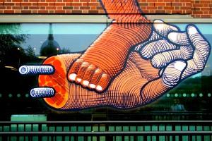 Foot over Hand