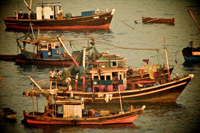 Vengurla Port, MH, India