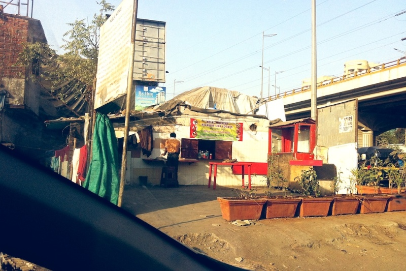 Hotel Maratha Highway-Link Corner