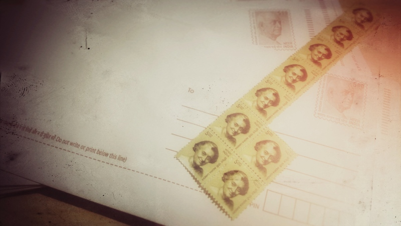 Postal Envelopes and Stamps