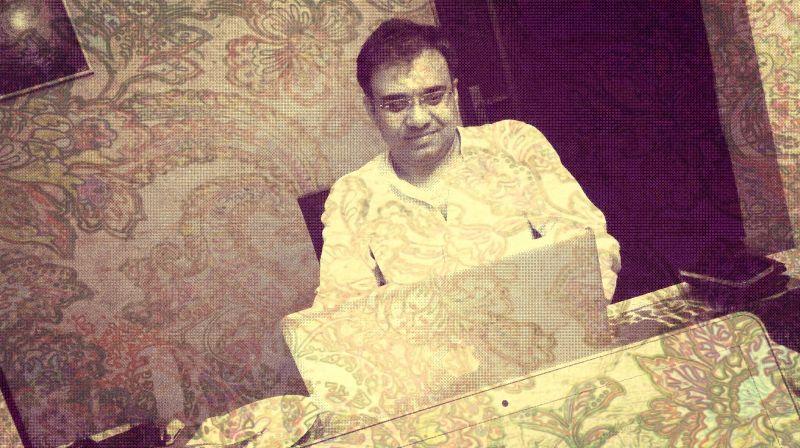 Ashish Bhagwat - Co-blogging