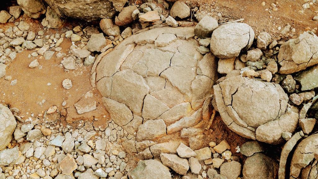 Stones, layer,