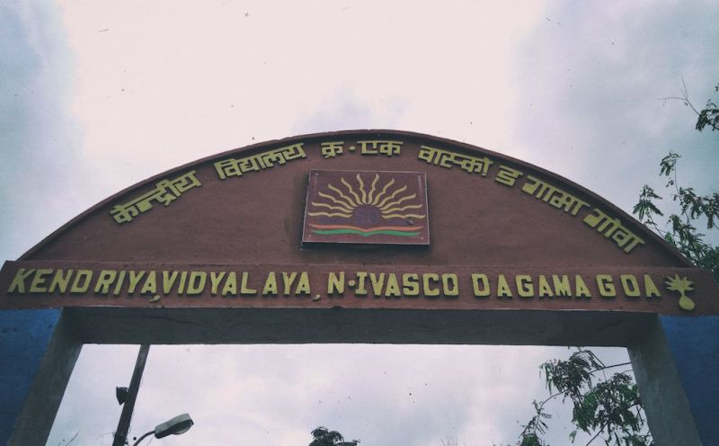 Kendriya Vidyalaya No. 1 INS Hansa, Vasco-da-Gama, Goa, India