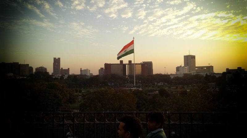 The Indian Tricolour - National Flag
