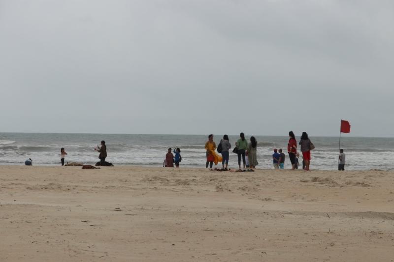 Us @ Uttorda, Goa