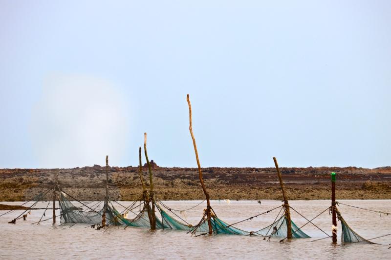 Fishing Nets, Kelve